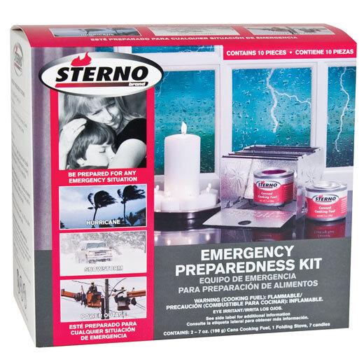 Preparedness Kits