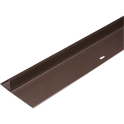 Raingo Vinyl Drip Edge Flashing, Brown