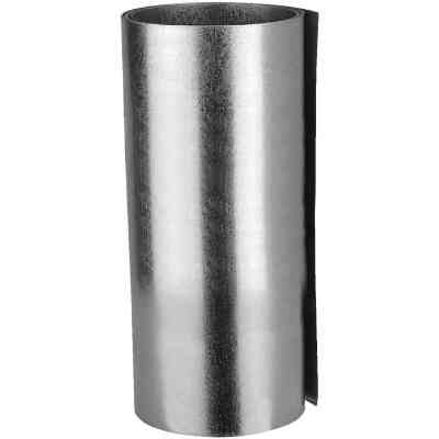 NorWesco 10 In. x 50 Ft. Mill Galvanized Roll Valley Flashing