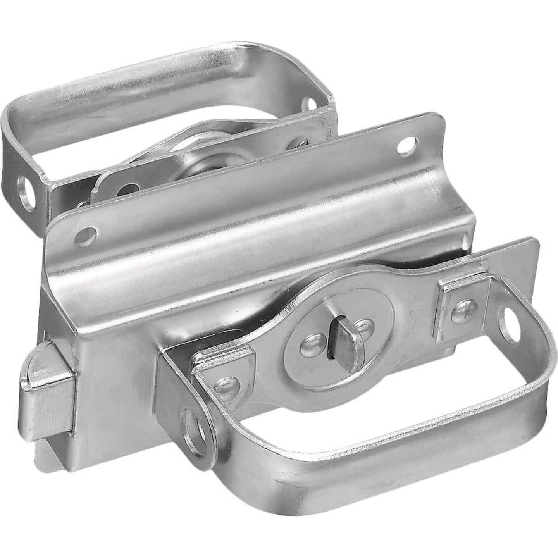 National Zinc Steel Swinging Door Latch Image 1