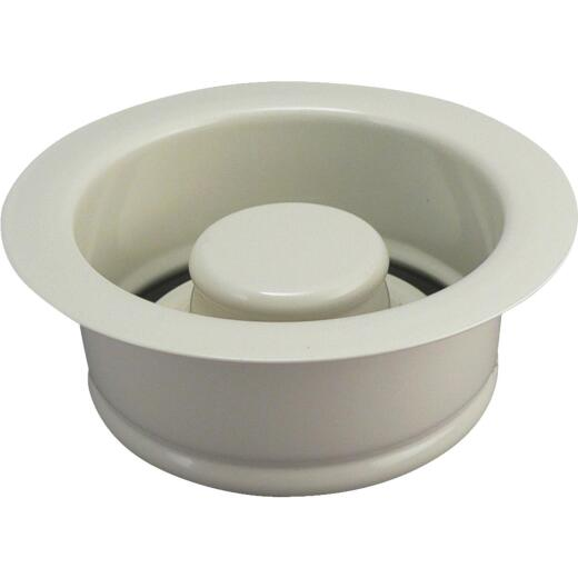 Do it Bisque Brass Disposal Flange & Stopper