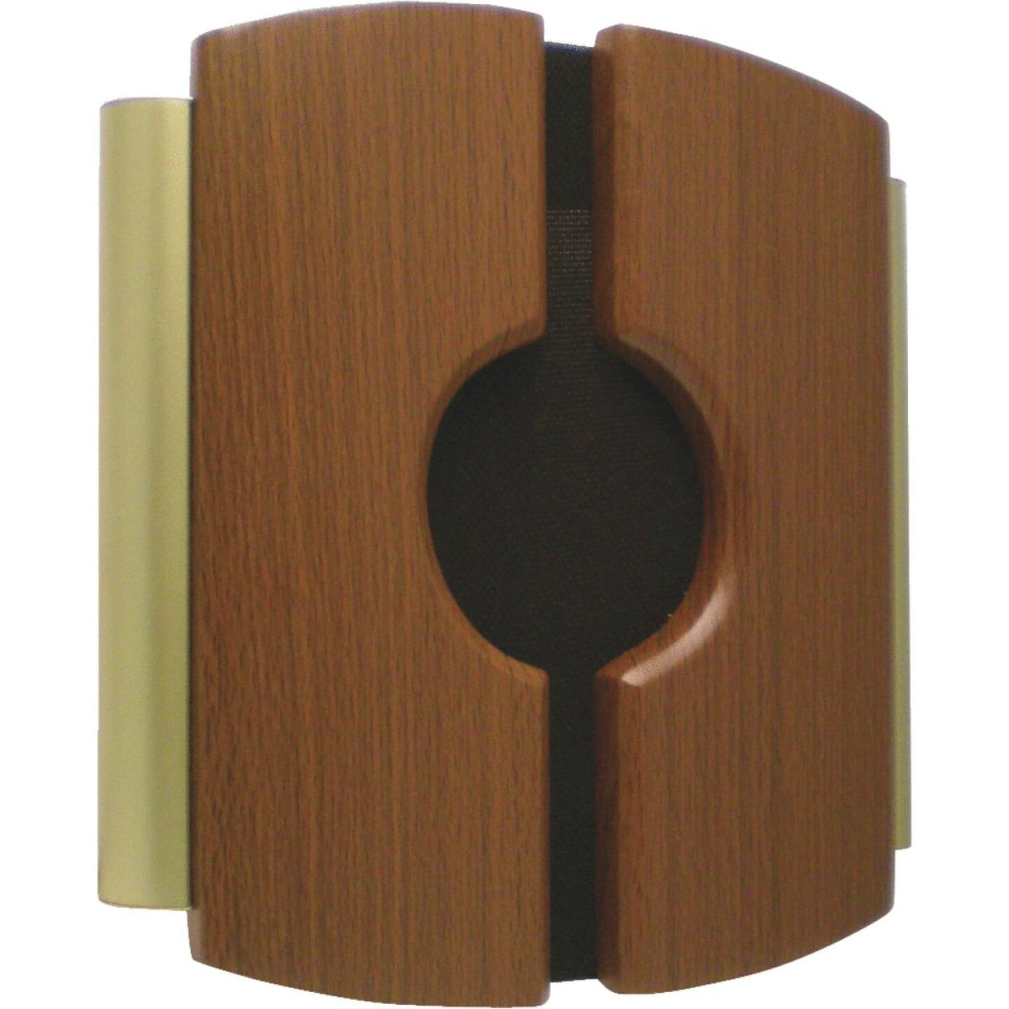 IQ America Step-Up Wired Wood Door Chime Image 1