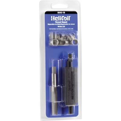 HeliCoil M10 x 1.25 Stainless Steel Thread Repair Kit