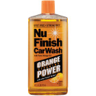 Nu Finish 16 Oz. Liquid Orange Cleaning Power Car Wash Image 1